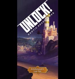 Space Cowboys Unlock! Scheherazade's Last Tale (EN)