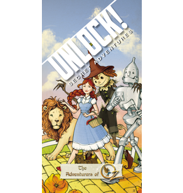 SPACE COWBOYS Unlock! The Adventurers of Oz (EN)