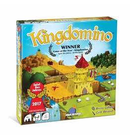 Blue Orange Kingdomino (FR/EN)
