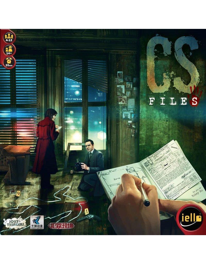 Iello CS-Files (FR) LOCATION