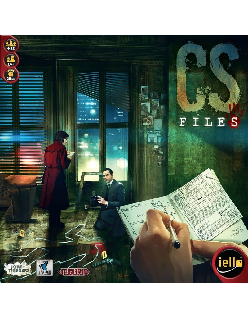 Iello CS Files (FR)