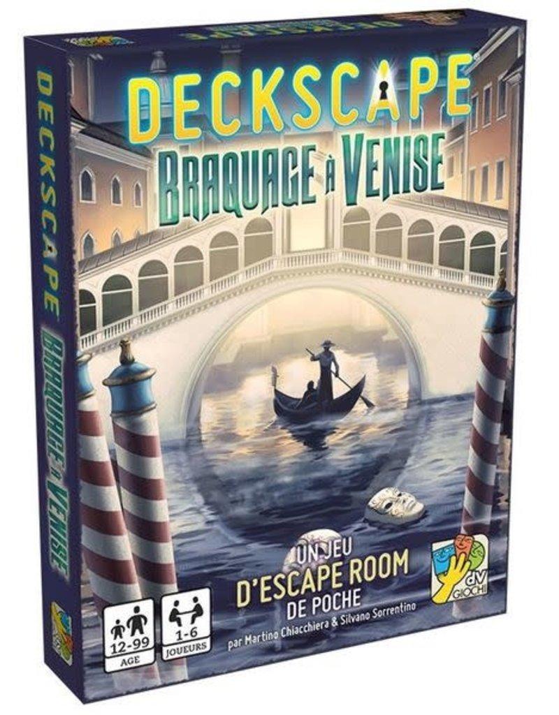 dV Giochi Deckscape - Venise (FR) LOCATION 5-jours