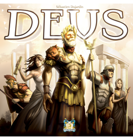 Pearl games Deus (FR) LOCATION 5-jours