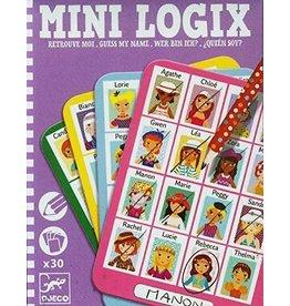 Djeco Mini Logix - Retrouve-moi Julie (FR/EN)