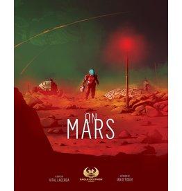 Eagle-Gryphon Games On Mars Kickstarter ed. (EN) PRÉCOMMANDE