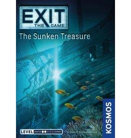 Kosmos Exit: The Sunken Treasure (EN)
