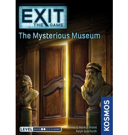 Kosmos Exit - The Mysterious Museum (EN)
