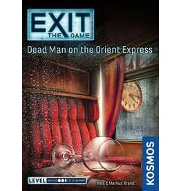 Kosmos Exit - Dead Man On The Orient Express (EN)