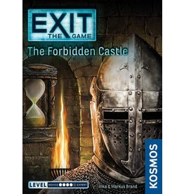 Kosmos Exit - The Forbidden Castle (EN)