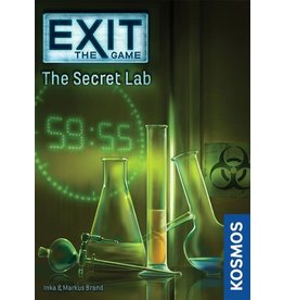 Kosmos Exit - The Secret Lab (EN)
