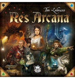 Sand Castle games Res Arcana (FR)