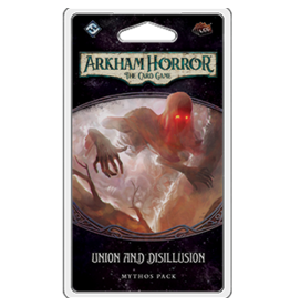 Fantasy Flight Games Arkham Horror LCG - Union and Disillusion  (EN)