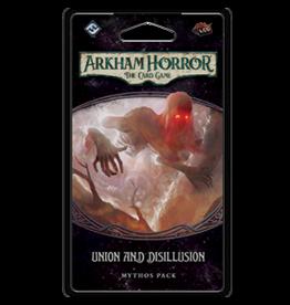 Fantasy Flight Games Arkham Horror LCG - Union and Disillusion  (EN)
