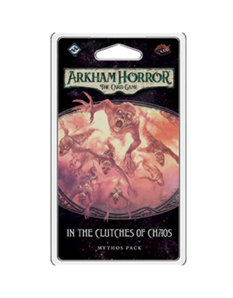 Fantasy Flight Games Arkham Horror LCG -  In the Clutches of Chaos   (EN)