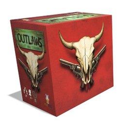 Holy Grail games Outlaws - Last Man Standing (FR/EN)