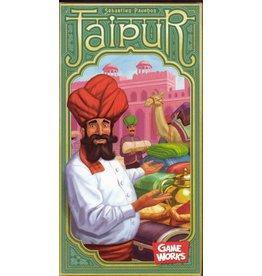 Gameworks Jaipur (FR/EN) LOCATION 5-jours