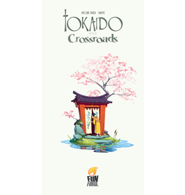 Funforge Tokaido: Crossroads (FR)