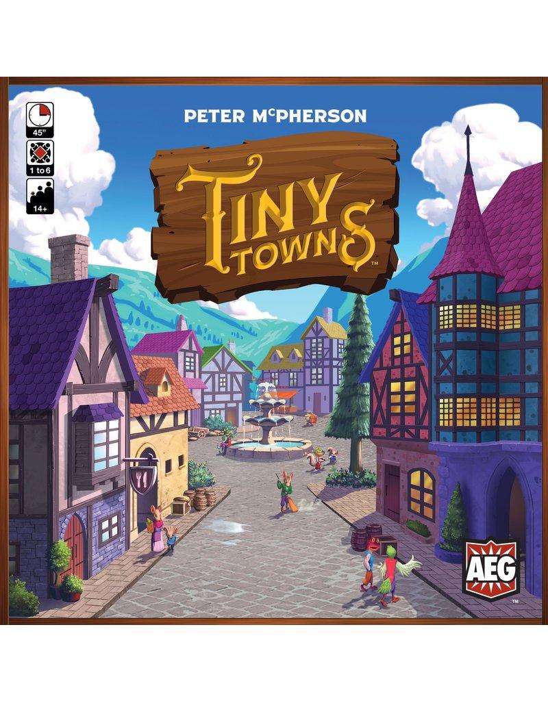 AEG Tiny Towns (EN)
