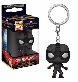 FUNKO POP! Keychain Spider-Man Far From Home - Stealth