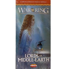 Ares Games War of the Ring - Lords of Middle-Earth (EN)