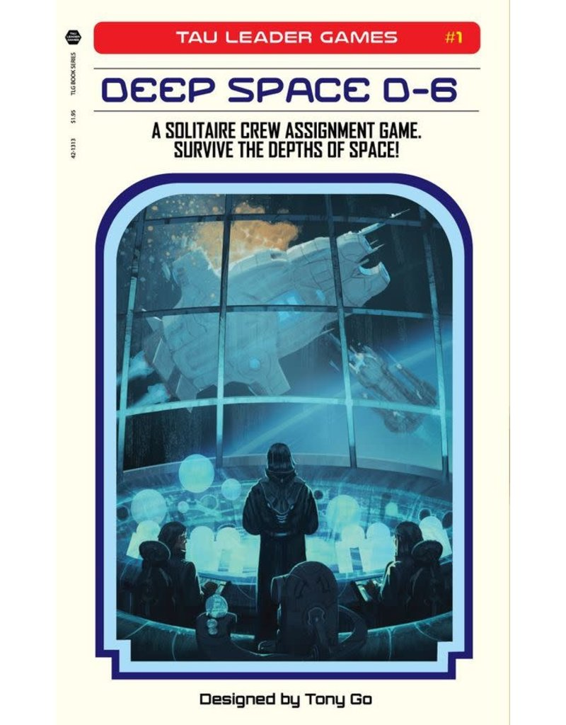 Tau Leader Games Deep Space D-6 (EN)