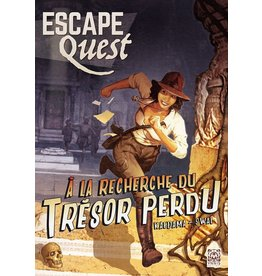 Don't Panic games Escape Quest 1: À la Recherche du Trésor Perdu (FR)
