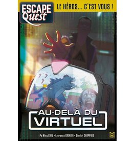 Don't Panic games Escape Quest 2: Au delà du virtuel (FR)
