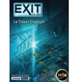 Iello jeu board game Exit - Le Trésor Englouti (FR)
