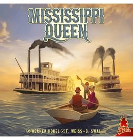 Super Meeple Mississippi Queen (FR/EN) PRECOMMANDE