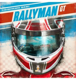Holy Grail games Rallyman GT KS ed (FR/EN) ext. Championship et World tour