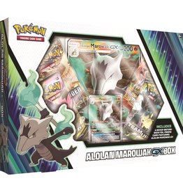 pokemon Pokemon Alolan Marowak GX Box