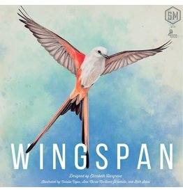 Stonemaier Games Wingspan (EN) LOCATION 3-jours