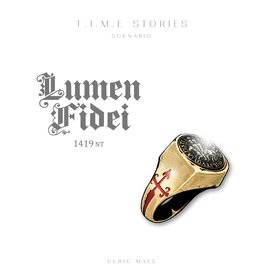 Space Cowboys Time Stories - Lumen Fidei (FR)