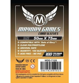 Mayday Games MDG7126 - 50mm X 75mm 100 pack