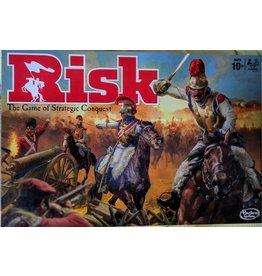 Hasbro Risk damaged box (FR/EN)