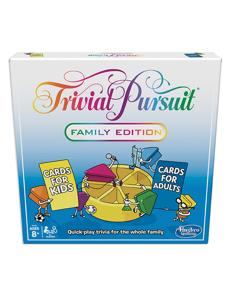 Hasbro Trivial Pursuit - Family Ed. (EN)