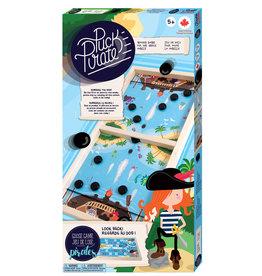 Rustik Puck Pirate, un jeu de passe-trappe (FR/EN)