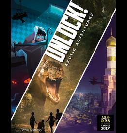 Space Cowboys Unlock! 4 - Exotic Adventures (FR)