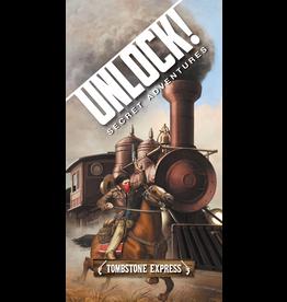 SPACE COWBOYS Unlock! Tombstone Express (EN)