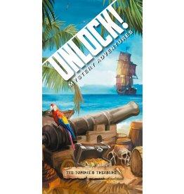 SPACE COWBOYS Unlock! The Tonipal's Treasure (EN)