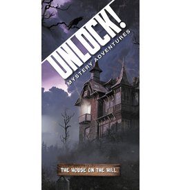 SPACE COWBOYS Unlock! The House on the Hill (EN)