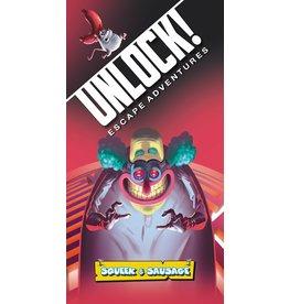 Space Cowboys Unlock! Squeek & Sausage (EN)