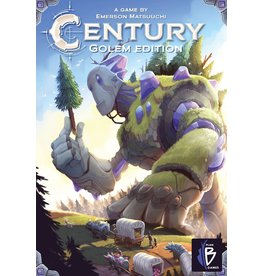 Plan B games Century: Golem Edition (EN/FR)