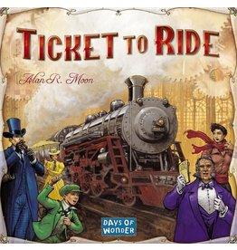 DAYS OF WONDER Ticket to Ride (EN)