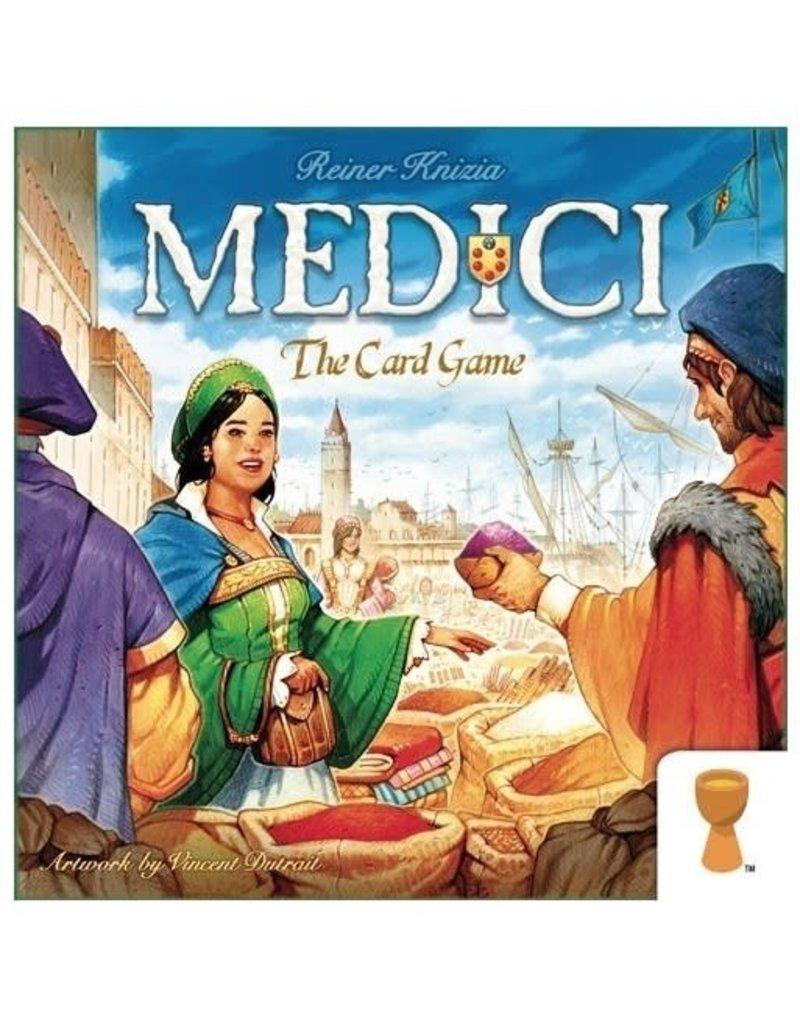 Pixiegames Medici - The Card Game (EN/FR)