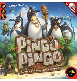 Iello jeu board game Pingo Pingo (EN)