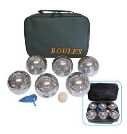 Ensemble 6 boules orbit avec sac