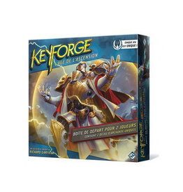 Fantasy Flight Games Keyforge: L'age de l'ascension Boîte départ (FR)