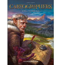 Thunderworks Games Cartographers: A Roll Player Tale (EN) PRÉCOMMANDE