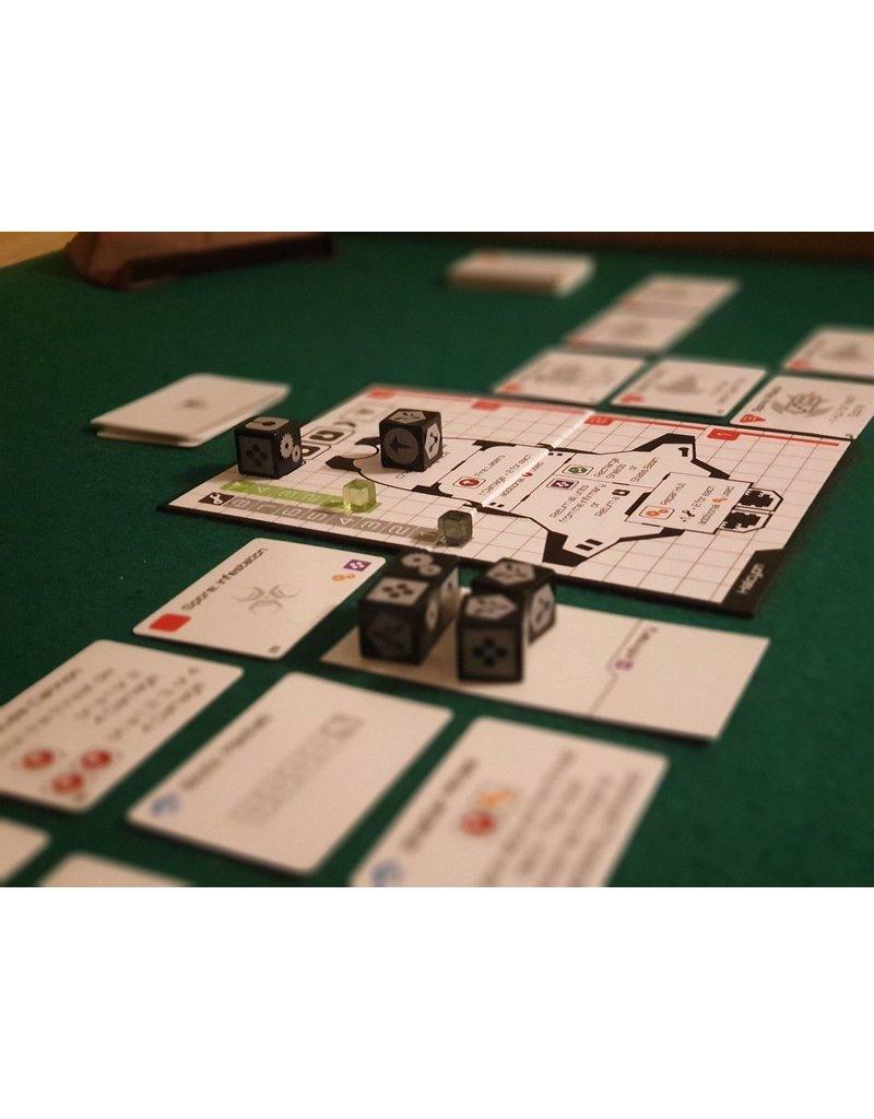 Tau Leader Games Deep Space D-6 - The Endless (EN)